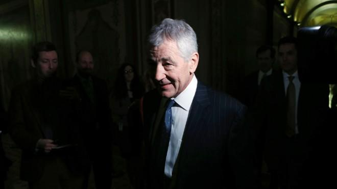 "Chuck Hagel will have the ""weakest support of any defense secretary in modern history,"" says Sen. John Cornyn (R-Texas)."