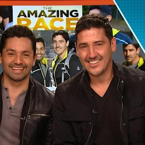 NKOTB's Jonathan Knight on Being Outed and How 'The Amazing Race' Helped His Anxiety