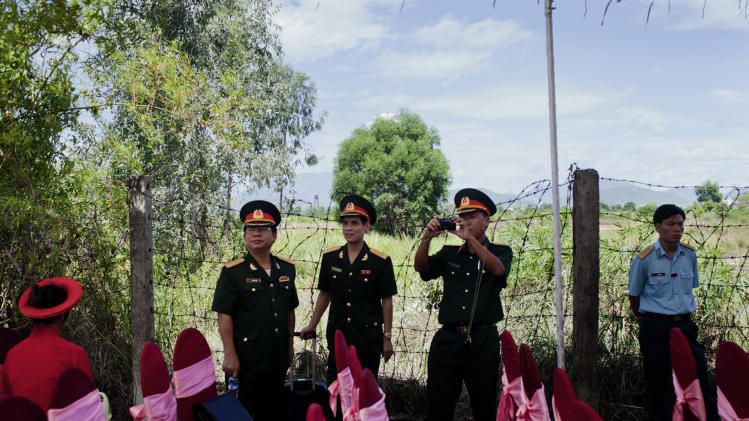 US starts landmark Agent Orange cleanup in Vietnam