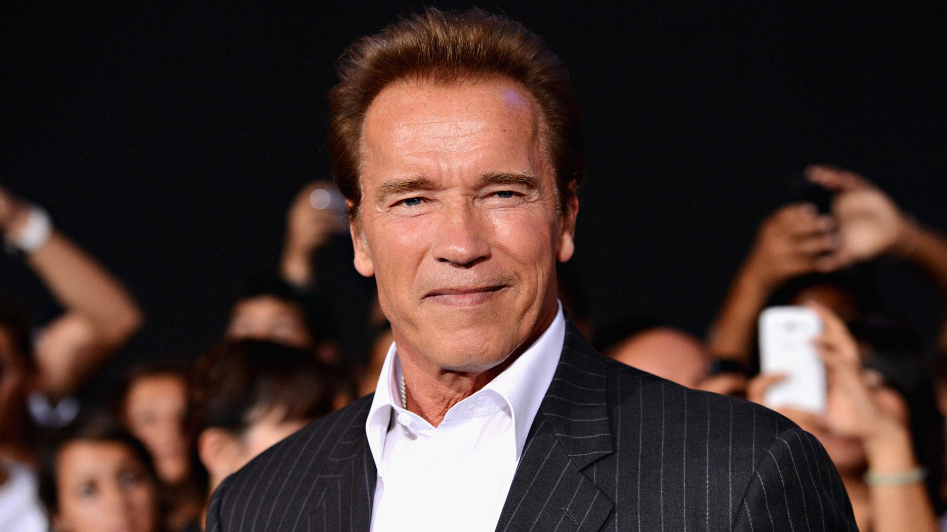 Arnold Schwarzenegger to Join WWE's Hall of Fame