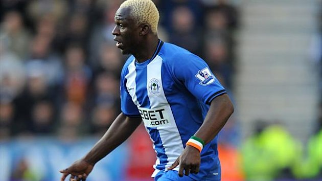 Arouna Kone, Wigan Athletic (PA Sport)