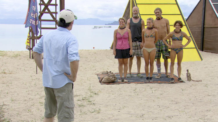 """Survivor: Philippines"" -- ""Gouge My Eyes Out"""