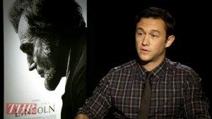'Lincoln's' Joseph Gordon-Levitt on Finally Meeting Daniel Day-Lewis -- After Shooting an Entire Movie With Him (Video)