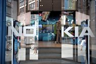 Nokia's flagship store in Helsinki. Nokia, one of the world's leading mobile phone makers, said Wednesday it had filed patent infringement lawsuits against mobile phone and electronics groups HTC, RIM and ViewSonic in the United States and Germany