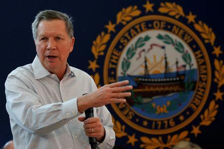 Potential New Hampshire spoiler Kasich could pose threat to Rubio