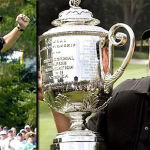 Phil Mickelson's flop wins 2004 PGA Champ