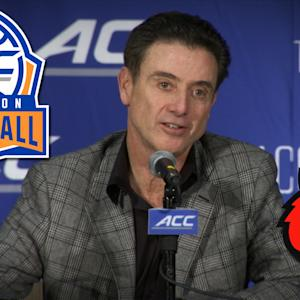 Louisville's Rick Pitino Looking Forward to New Challenge in ACC | ACC Operation Basketball