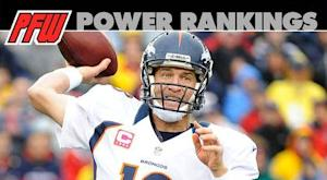 Power rankings: Consistent Broncos take hold of top spot