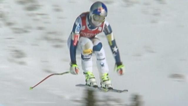 Descenso de Lindsey Vonn en Lake Louise