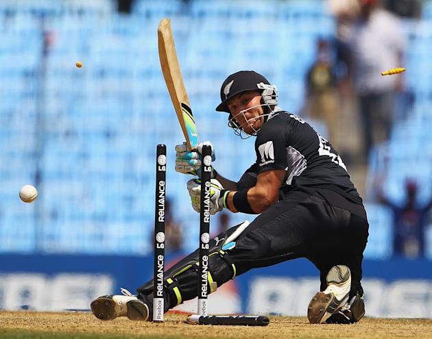 Kenya v New Zealand: Group A - 2011 ICC World Cup