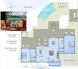 WIMCO Villas Launches Interactive Digital Floor Plans; Making Virtual Tours of Vacation Rentals a Breeze