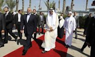 Qatar Ruler's Visit 'Tacit Support For Hamas'