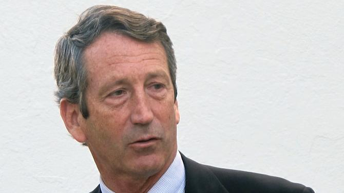 FILE - In this Jan. 19, 2012 file photo, former South Carolina Gov. Mark Sanford leaves The Citadel in Charleston, S.C. A lawyer says Sanford trespassed at his ex-wife's home and he has been ordered to appear in court two days after his special congressional election. Documents acquired by The Associated Press Tuesday, April 16, 2013 say Jenny Sanford confronted her ex-husband leaving her South Carolina home on Feb. 3. (AP Photo/Bruce Smith, File)