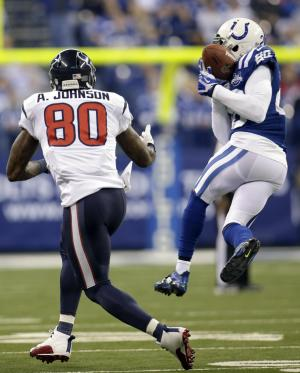 Big-play Butler helping Colts