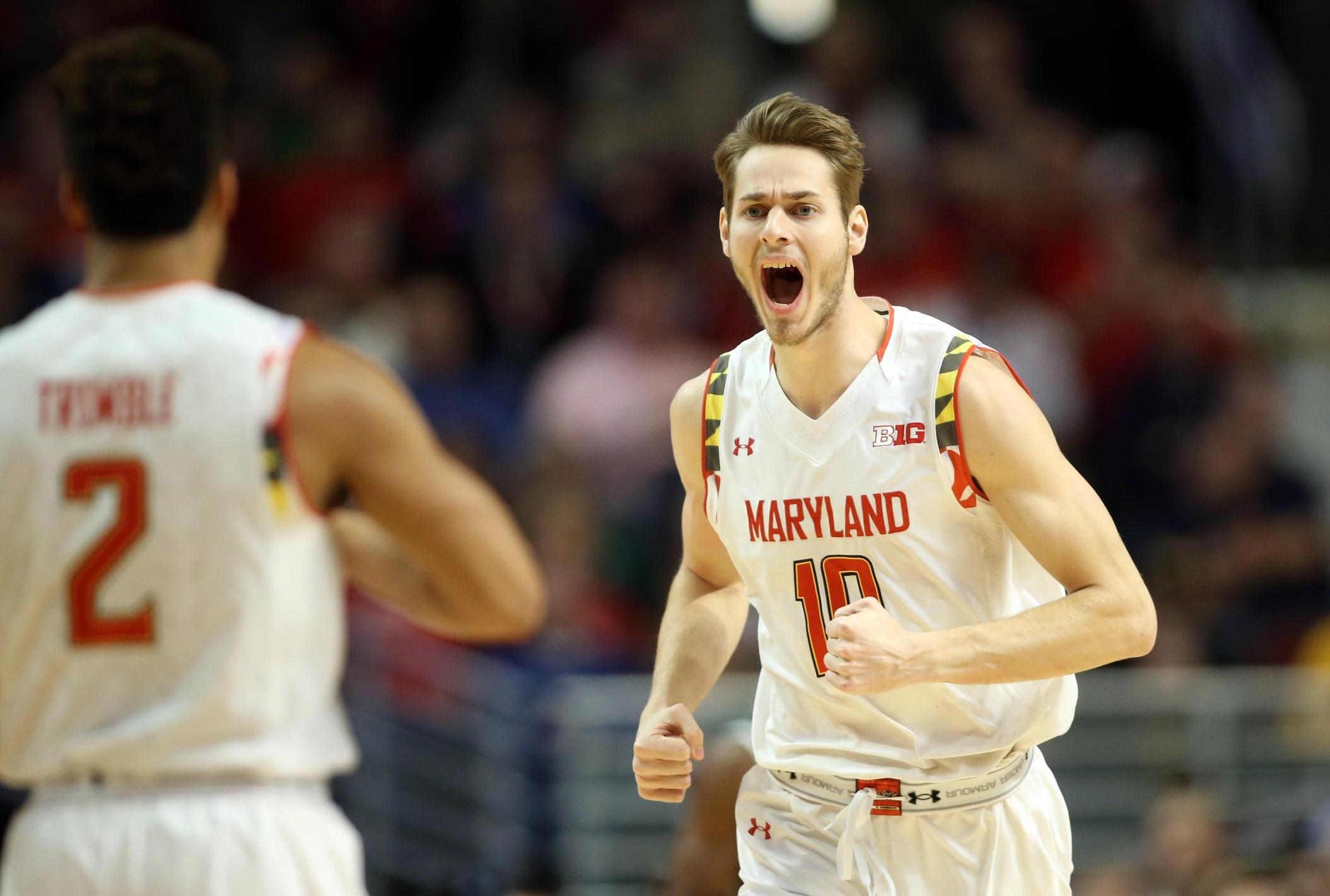 Full 2015-16 Maryland men's basketball schedule released