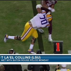Should teams take the risk of signing LSU offensive tackle La'el Collins?