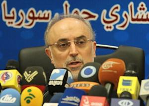 """Egypt is the cornerstone of the region and has a special stature in the Arab and Muslim countries,"" Salehi said"