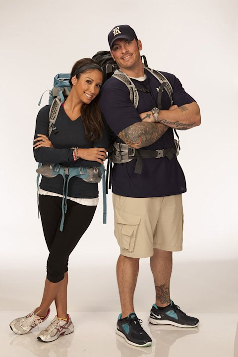 "Dating Divorcees Vanessa Macias and Ralph Kelley compete in the 20th season of ""The Amazing Race."""