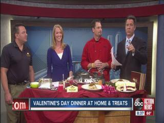 ABC Action News: Weekend Edition: Valentine's Day Deliciousness from Cheesecake Factory and Schakolad