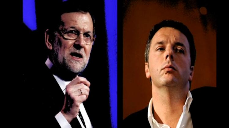 Italy, Spain PMs bet on tax cuts