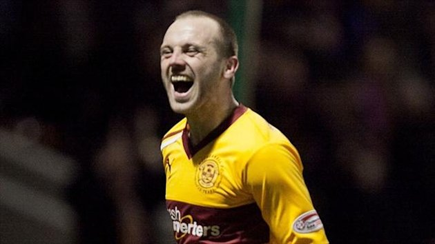 Stuart McCall will do all he can to bring James McFadden, pictured, back to Motherwell