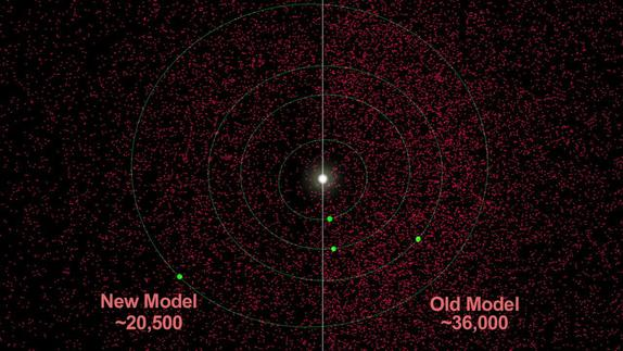 NASA Mulls Waking Space Telescope for Asteroid Hunt