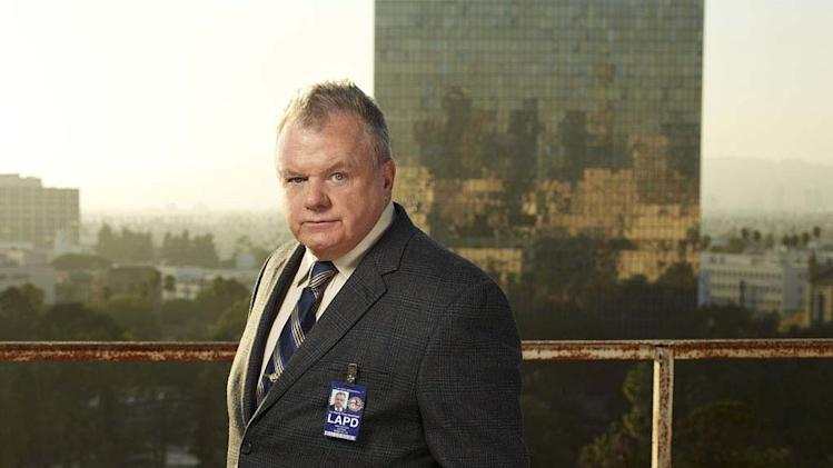 "Jack McGee stars as Captain Bill Sutton in ""Common Law."""