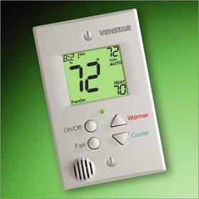 Venstar's New GuestStat Thermostat Reduces Energy Costs by Heating or Cooling Only When Hotel Rooms Are Occupied