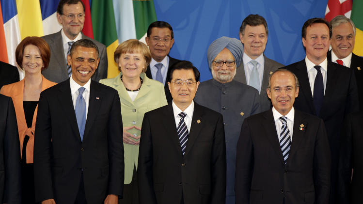 Developing countries to the rescue at G-20