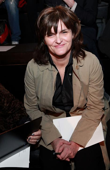 Cathy Horyn, New York Times Fashion Critic