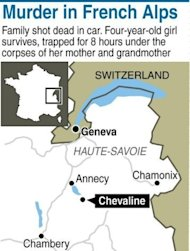 "Three of the four people killed in a mystery shooting in the French Alps were shot in the head in what the prosecutor in charge of the case called an act of ""extreme savagery."""