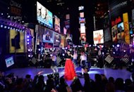 &lt;p&gt;Carly Rae Jepsen performs during New Year&#39;s Eve celebrations in Times Square in New York, December, 31, 2012. World cities from Sydney and Hong Kong to Dubai and London rang in the New Year with spectacular fireworks, as revelers at Times Square in New York sought to top off the global extravaganza.&lt;/p&gt;