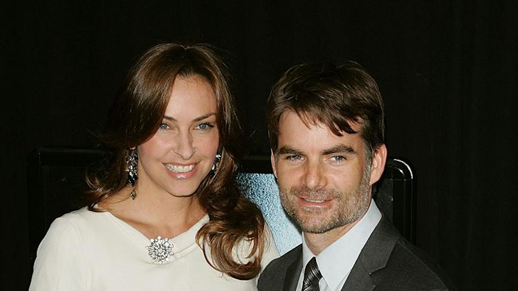 Notorious NY Premiere 2009 Ingrid Vandebosch Jeff Gordon