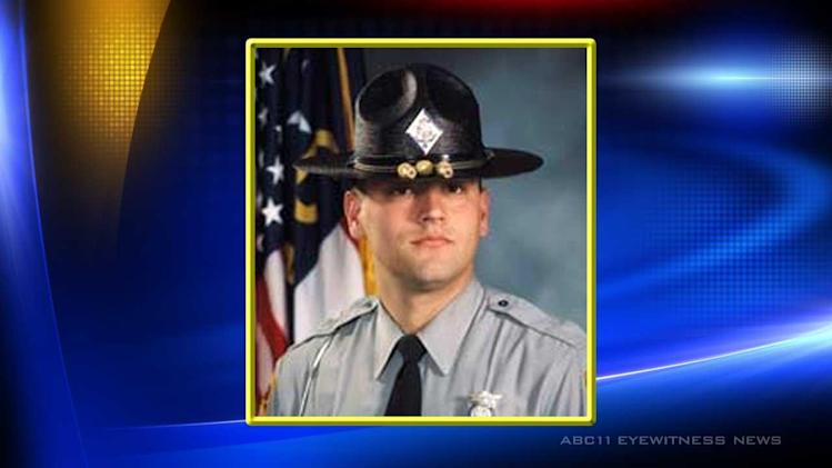 Tapes show moments after trooper shooting