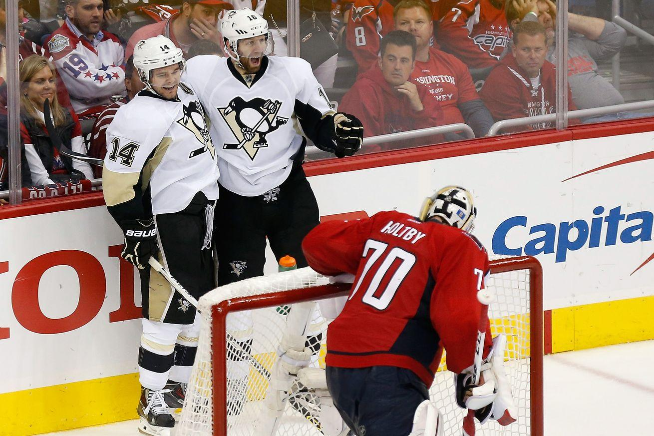 NHL playoff scores 2016: Penguins, Lightning even series with strong Game 2 efforts