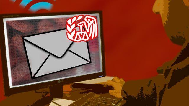 Is the IRS reading your e-mail?