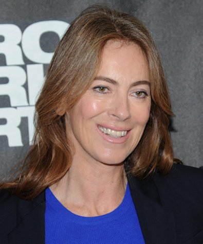 "FILE - In this Tuesday, Dec. 4, 2012 file photo, director Kathryn Bigelow participates in a ""Zero Dark Thirty"" photo call in New York. The film was nominated for an Academy Award and Mark Boal was nominated for best original screenplay for the film but Bigelow was not nominated for best director. (Photo by Evan Agostini/Invision/AP, File)"