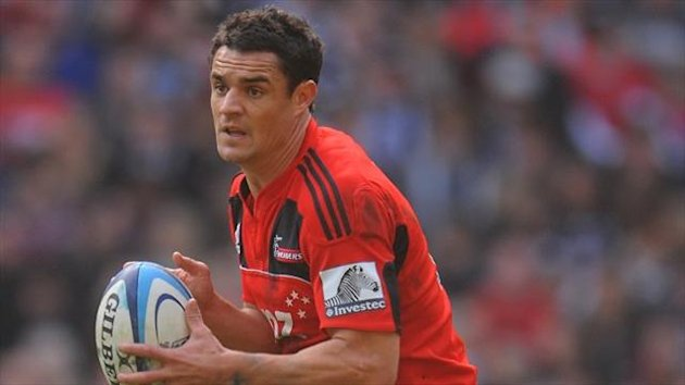 Dan Carter of Crusaders (PA Photos)