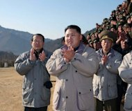 File photo of Kim Jong-Un whose private life is shrouded in mystery. In September 2010, Kim Jong-Il's the son was made a four-star general and given senior ruling party posts, despite his lack of any military experience. It was only then that state media published his first-ever adult photograph