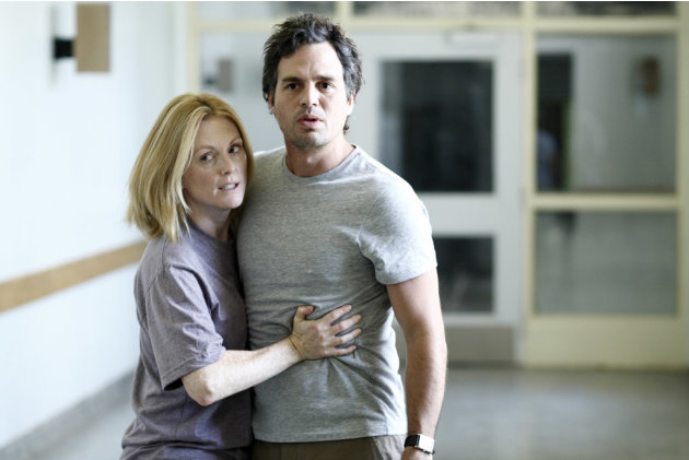 Julianne Moore Mark Ruffalo Blindness Production Stills Miramax 2008