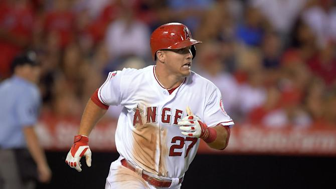 Trout hits 30th HR in Angels' 6-1 win over Marlins