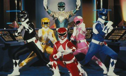 Dropped 'Power Rangers' Fan Video Still Up On Facebook