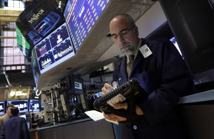 US equities sell-off goes on; futures slump