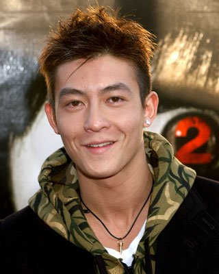 Edison Chen at the premiere of Columbia Pictures' The Grudge 2