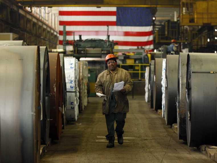 The US economy was better than we thought in the first quarter