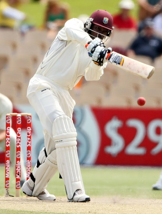 Second Test - Australia v West Indies: Day 4