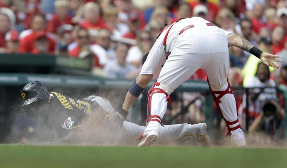 Cardinals beat Pirates 6-5 in 12 innings