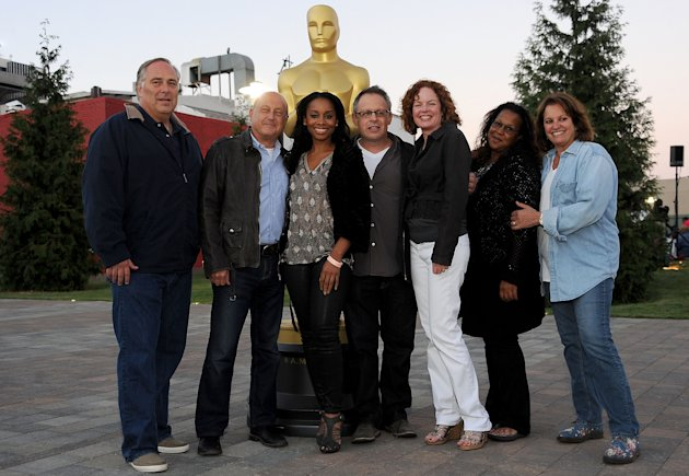 The Academy Of Motion Picture Arts And Sciences' Oscars Outdoors Screening Of &quot;Dreamgirls&quot;