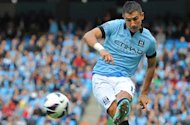 Extra Time: Kolarov caught in Jingle Hell