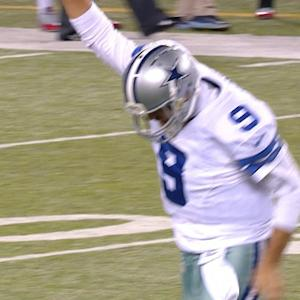 Week 12: Dallas Cowboys quarterback Tony Romo highlights